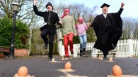 Blists Hill Victorian Town - Egg dancing - Easter events