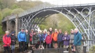 Over 50 free guided walks at the Ironbridge Gorge Walking Festival