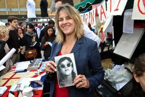 Vauxhall Art Car Boot Fair 2014 - Tracey Emin