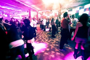 Silent Disco - Hooked on Music - MOSI