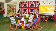 Maggie's 80s pop-up at the Aegon Championships