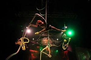 Midnight Circus - AirCraft Circus - Jacksons Lane