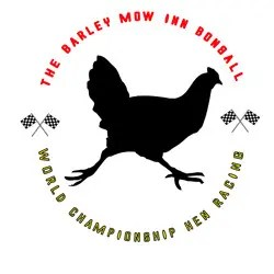 World Hen Racing Championship 2014 - Bonsall - Derbyshire