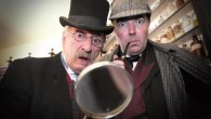 Help Sherlock Holmes and Dr Watson solve a crime