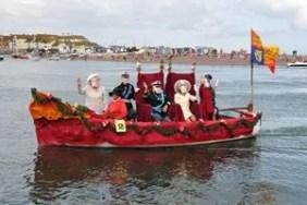 Shaldon Water Carnival 2014 - Devon