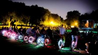 Fantasy High Street - Bike Powered Belleville - Photo: Electric Pedals