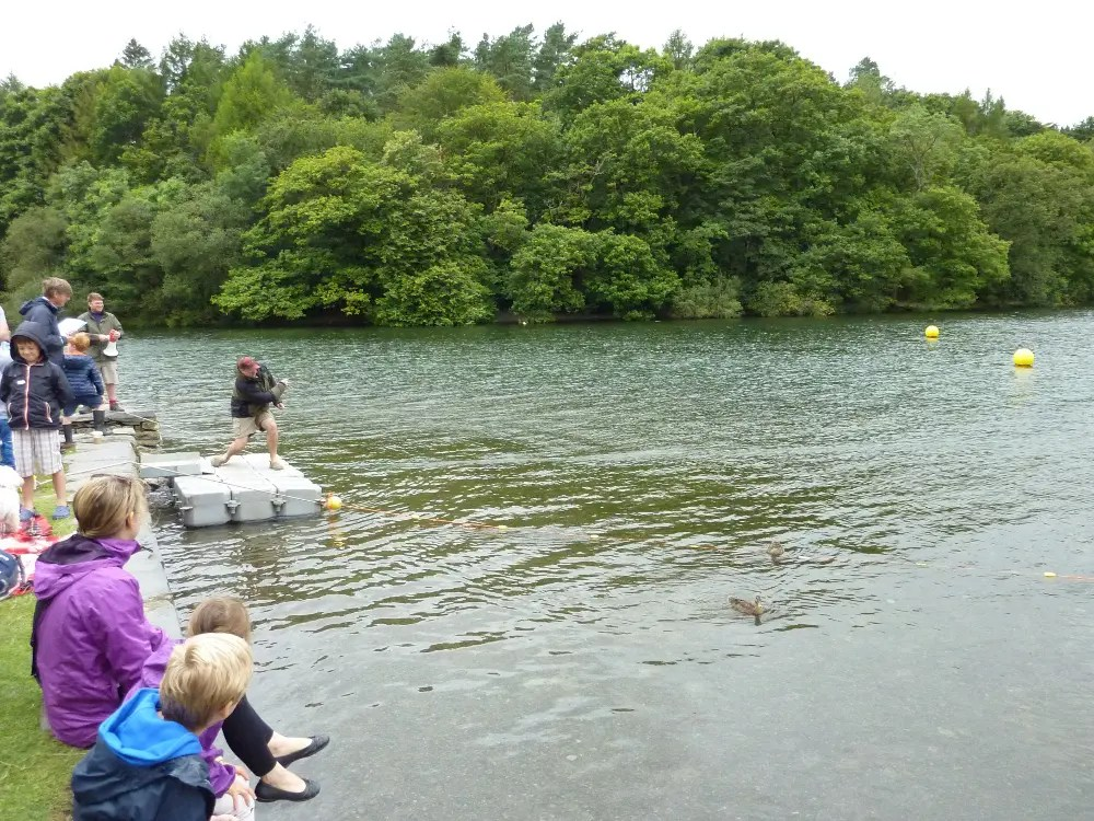 All England Stone Skimming Championships 2014 - Contrary Life