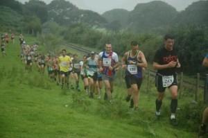 Race the Train 2014 - Tywyn - Mid Wales