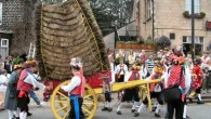 Saddleworth Rushcart 2016 - Saddleworth Morris