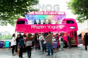 SNOG - Southbank - London - Routemaster