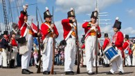 Shanties, ships and soldiers at Great Yarmouth Maritime Festival