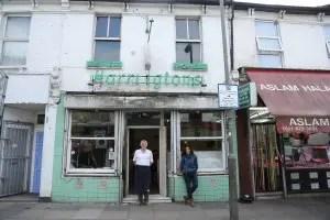 Sweeney Todd - Harrington's Pie & Mash Shop