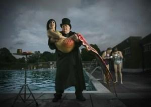 Brockwell Lido Fun Palace - Tom Parker