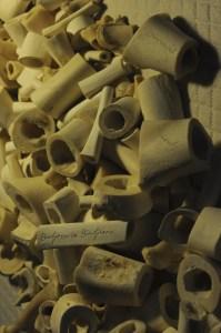 Bone Library by Sarah Jane Norman - Photo: Heidrun Lohr