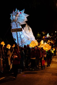 Truro City of Lights 2014 - Photo: Ian Kingsnorth