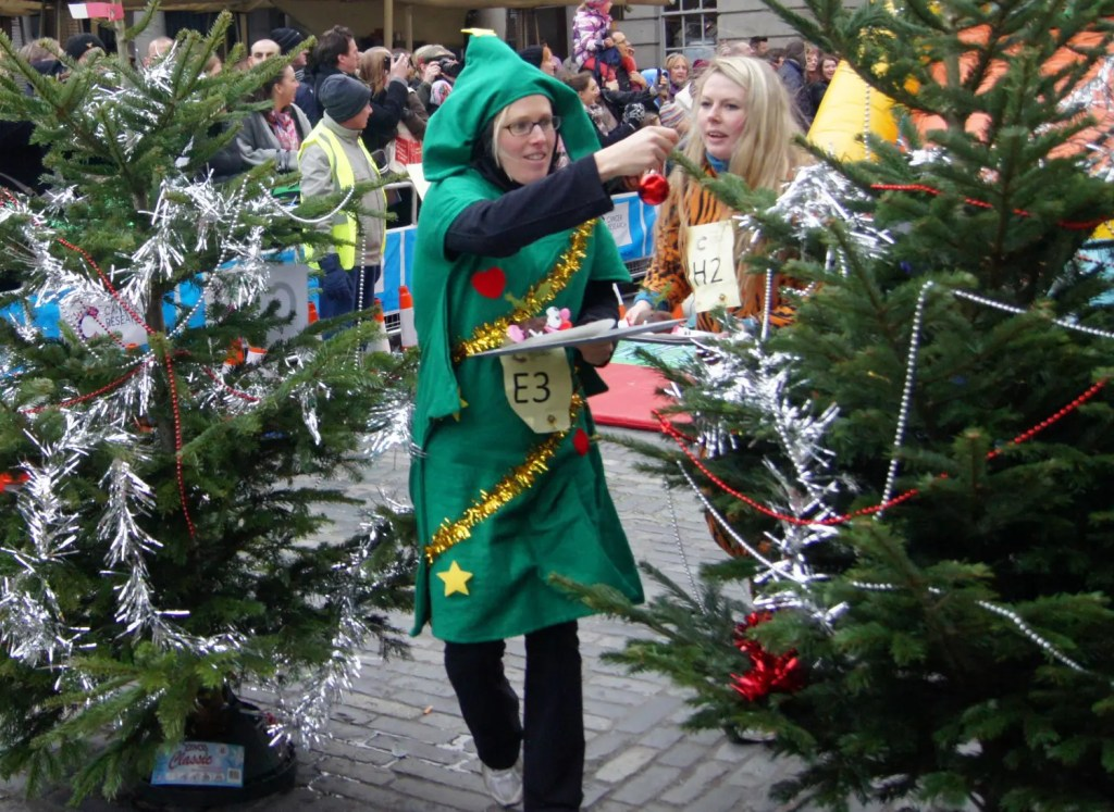 Great Christmas Pudding Race 2014