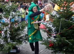Great Christmas Pudding Race 2014