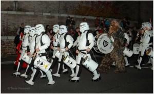 St Austell Torchlight Carnival 2014 - Cornwall