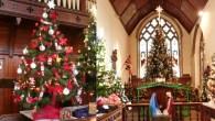 Stowmarket Christmas Tree Festival 2014