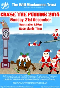 Chase the Pudding 2014 - Weymouth