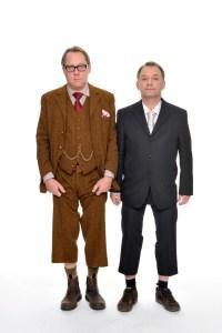 Vic Reeves & Bob Mortimer - Slapstick 2015