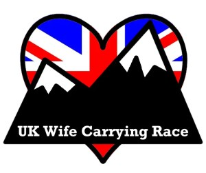 UK Wife Carrying Race 2015 - Surrey
