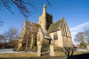Churches Conservation Trust - Greater Manchester Falinge