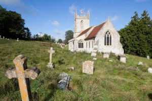 Churches Conservation Trust - St Giles Church, Imber, Warminster