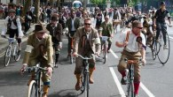 Tweed Run 2017 - London