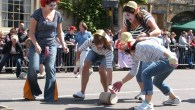 Stilton Cheese Rolling - Photo: © Stilton Community Association