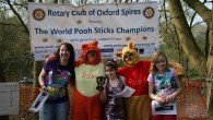 Who'll win the World Pooh Sticks Championships 2018?