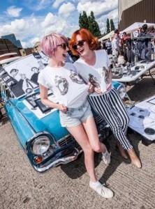 Vauxhall Art Car Boot Fair 2014 (London) - Nina Fowler