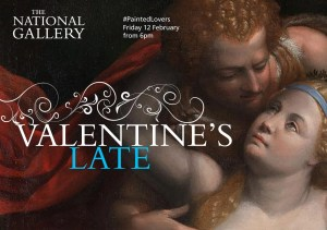 National Gallery - Valentine's Late