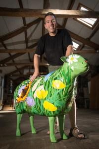 Calvert Trust - Go Herdwick sheep trail