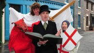 Blists Hill Victorian Town - St George's Day