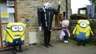 Traditional Tales at Wray Scarecrow Festival