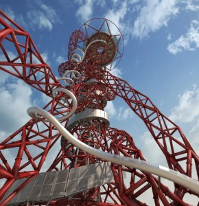ArcelorMittal Orbit Slide - London (Image: ArcelorMittal Orbit)