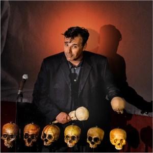 Rob Newman - The Brain Show