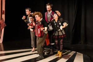 Teatro Pomodoro - Cabaret From The Shadows - Liverpool