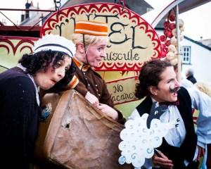 Circo Rum Ba Ba - Chagford Film Festival - Photo © Simon Blackbourn