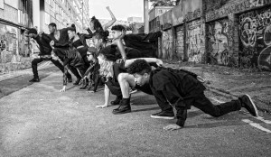 Avant Garde Youth Company - Bloomsbury Festival