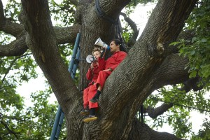 Calling Tree - Bloomsbury Festival - Oliver Rudkin