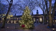 Festive evening at the Geffrye Museum