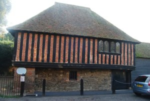 Old Town Hall Fordwich - Photo: Nigel Chadwick