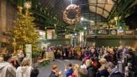 Borough Market - London - Christmas