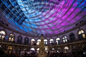 Corn Exchange - Christmas in Leeds