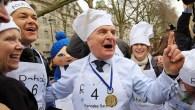 Rehab Parliamentary Pancake Race 2017
