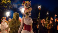 Drums, fire and physical theatre in Edinburgh for Beltane Fire Festival