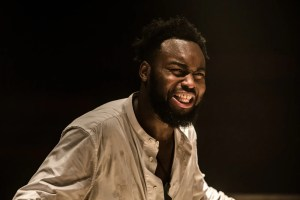 Abraham Popoola - Othello - Photo: The Other Richard