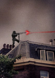 AERIAL BLASTER - What I See When I Look At Exhibition London